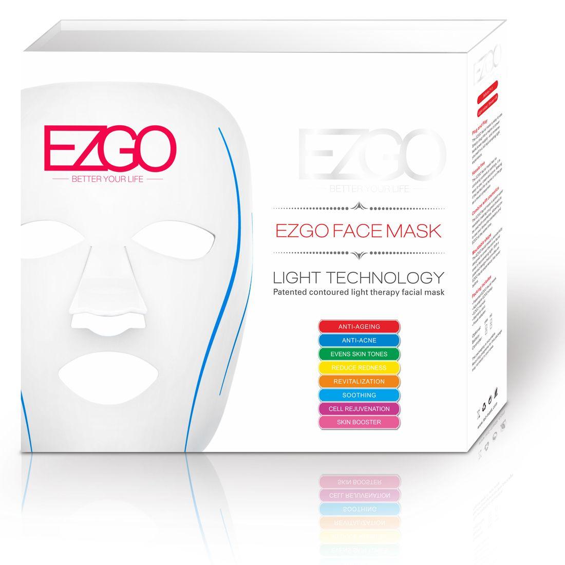 Photon Led Skin Rejuvenation Home Therapy Mask, Photon Photodynamics ...