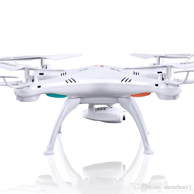 SYMA X5SW FPV WIFI RC Drone Quadcopter With Camera Original X5C Upgrade 2.0MP 2.4GHZ 6-Axis Real Time Toys OTH146
