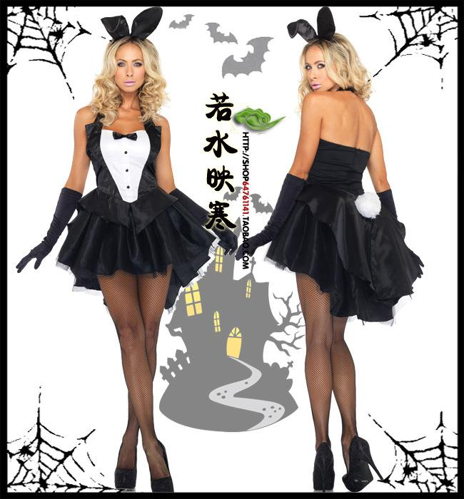 halloween costume cos rpg las vegas card bunny girl dress maid waiter service vampire halloween costume girl halloween costume from zhangxiaoye2 - Las Vegas Halloween Costume