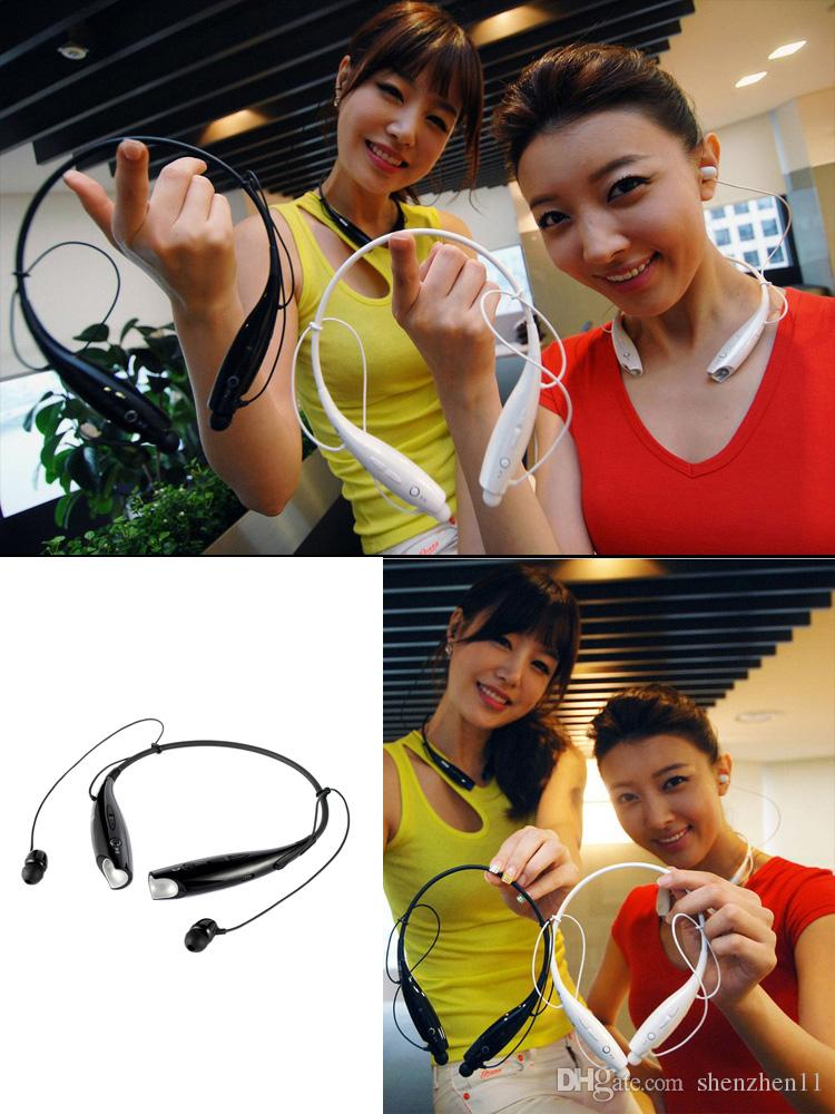 HBS 730 HBS730 Wireless Stereo Headset Bluetooth Kopfhörer Musik Sport Kopfhörer Für ipad Samsung Nackenbügel Ton Kopfhörer EAR001