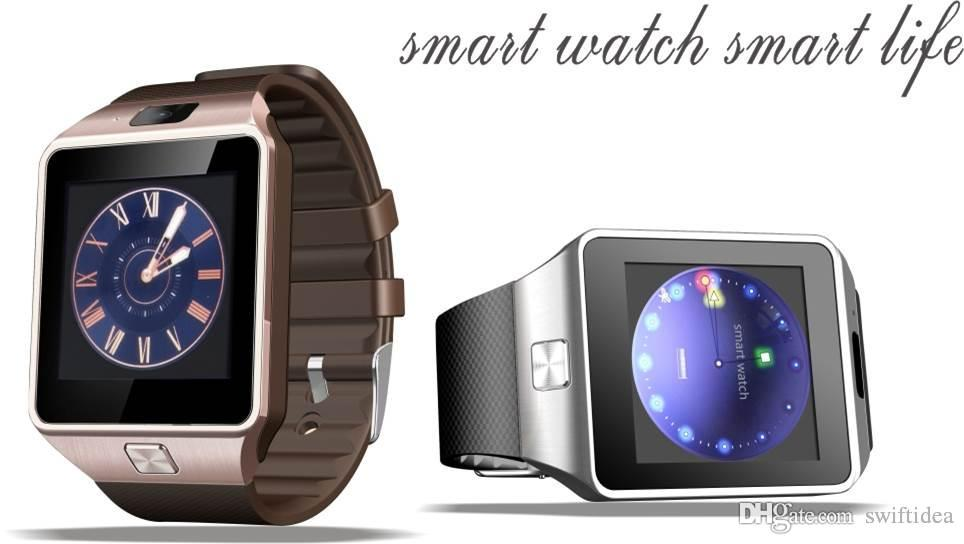 Men's Watches Digital Watches Fitness Watches Y1 Smart Watch Relogio Android Smartwatch Phone Call Sim Tf Camera Good Taste