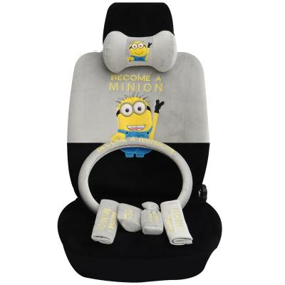 New Minion Car Seat Covers Accessories Set TL 070H Online With 20343 Piece On Oilandwatchess Store