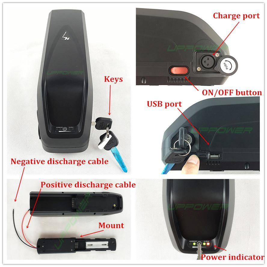 5 Frame battery