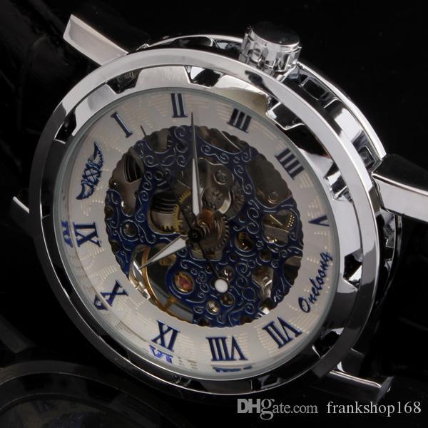 승자 시계 남자 스타일 최고의 가격 시계 도매 가격 무료 배송에 대 한 시계 Wristwatch 새로운 시계