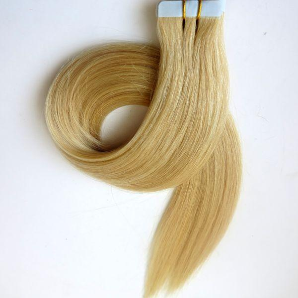 50g tape in hair extensions glue skin weft 18 20 22 24inch 60 30 pmusecretfo Choice Image