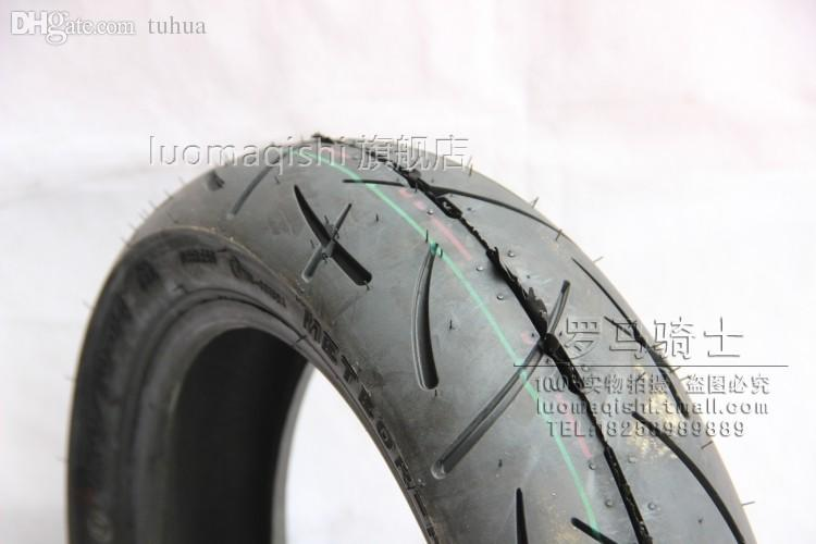 48e5d0892bb Wholesale-130   70-12-inch Wheels Tire Innova Motocross Scooter Tubeless  Road Tire Scooter Cargo Scooter Cc Online with  311.98 Piece on Tuhua s  Store ...