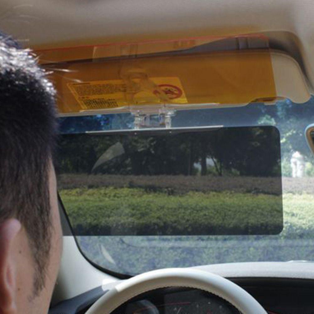 Hot Sale Car Sun Visor Goggles For Driver Day And Night Anti Dazzle Mirror  Anti Glare Goggle Sun Visors Automobile Sun Shading Block Bar End  Motorcycle ... 9abeb0283fa