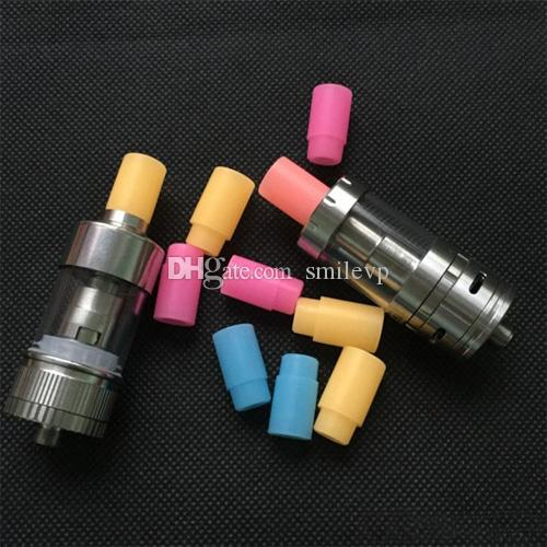 100pcs Silicone Subtank test drip tips disposable drip tips mouthpiece for Subtank mini Subtank nano Arctic Atlantis