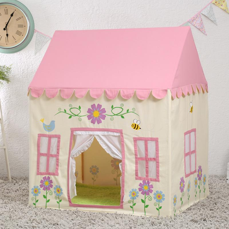 3 7 Years Old Baby Girl Ballet Cotton Fabric Children Tent Indoor Game Room The Princessteepee House Play Tent Kids Playhouse Tents Discovery Play Tent From ... & 3 7 Years Old Baby Girl Ballet Cotton Fabric Children Tent Indoor ...