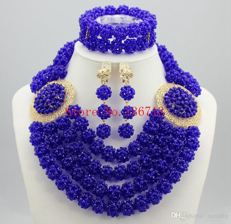 Wholesale Nigerian Coral Beads Jewelry Set - Buy Cheap Nigerian ...