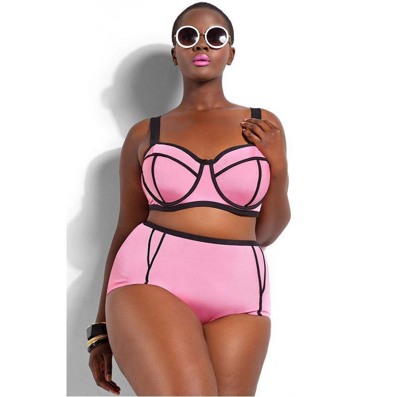 3e3afb881c 2019 Retro Bikini Female Women Thong Swimsuits Bathing Suits Saida De Praia Plus  Size Traje De Bano Mujer Biquines Maios De Praia 12 From Cwq10, ...