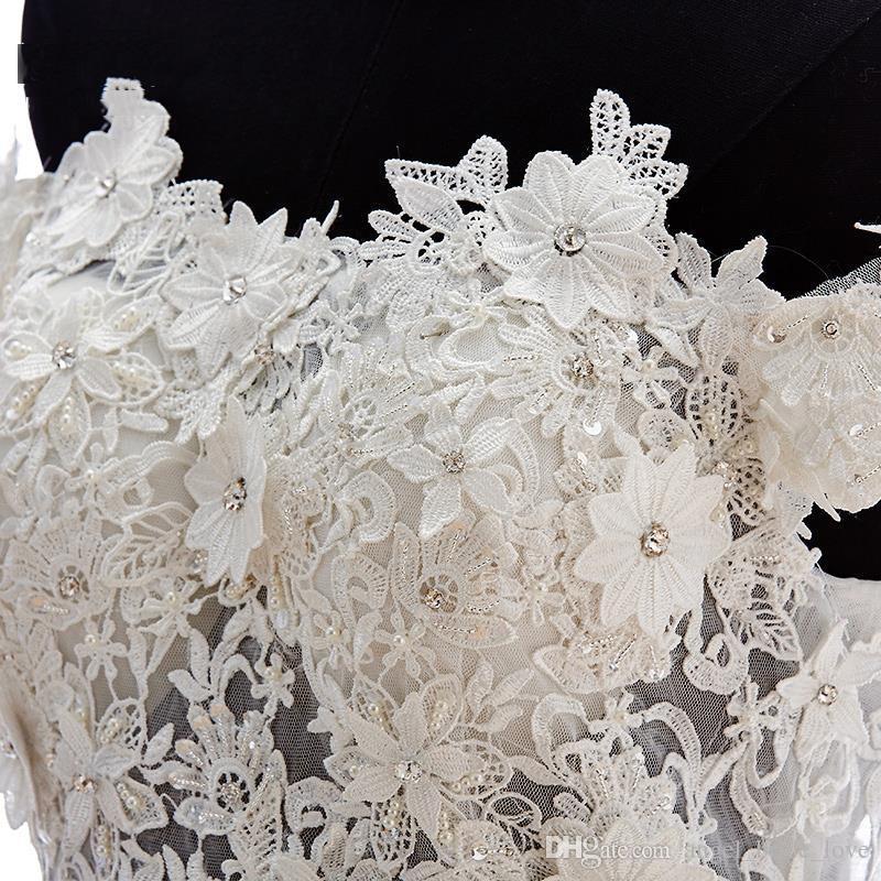 2019 Yeni Güzel Kısa Mezuniyet Elbiseleri Sevgiliye Çiçekler Organze Mezuniyet Dresse Parti Balo Örgün Kıyafeti WD179
