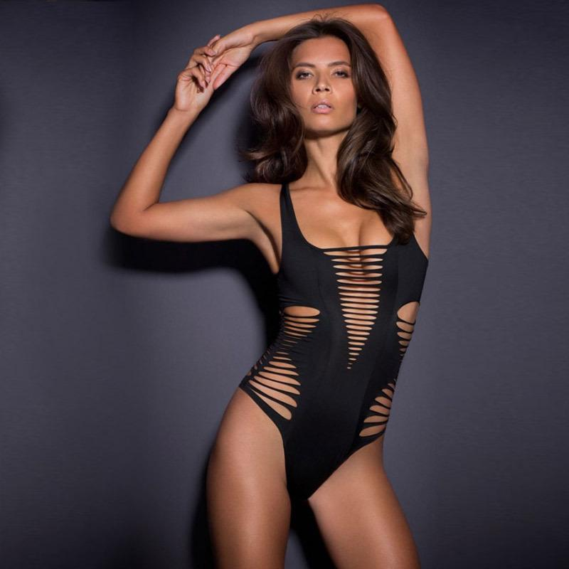 1cc1b1517e 2019 Sexy One Piece Swim Suits Shred Cutout High Waist Monokini Swimsuit  Beach Wear Vestidos Femininos From Cwq10