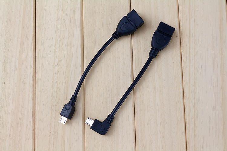 미니 마이크로 USB OTG 기능의 HOST 케이블 어댑터 삼성 HTC 태블릿 소니 안드로이드 태블릿 PC의 MP3 MP4 스마트 폰