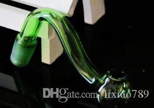 Produtos de vidro colorido pote pote acessórios, atacado acessórios do cachimbo de água, frete grátis, grande melhor