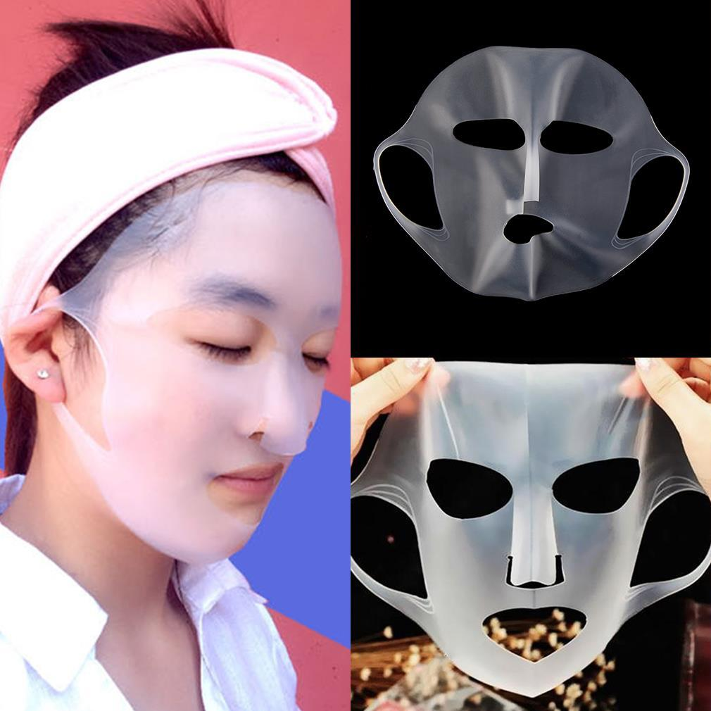 Silicone face mask: types, uses and features 35