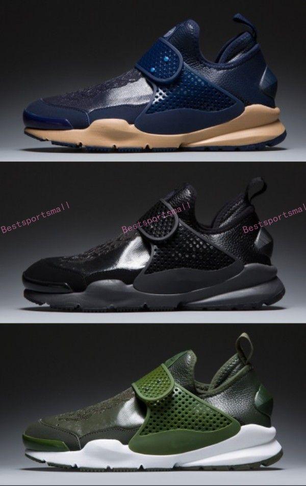 7dbd9d96668f Wholesale New Presto Sock Dart Running Shoes Sock Dart SE Hiroshi Fujiwara  Triple Black Women Men Sport Shoes Sneakers Size 36 44 Womens Trail Running  Shoes ...