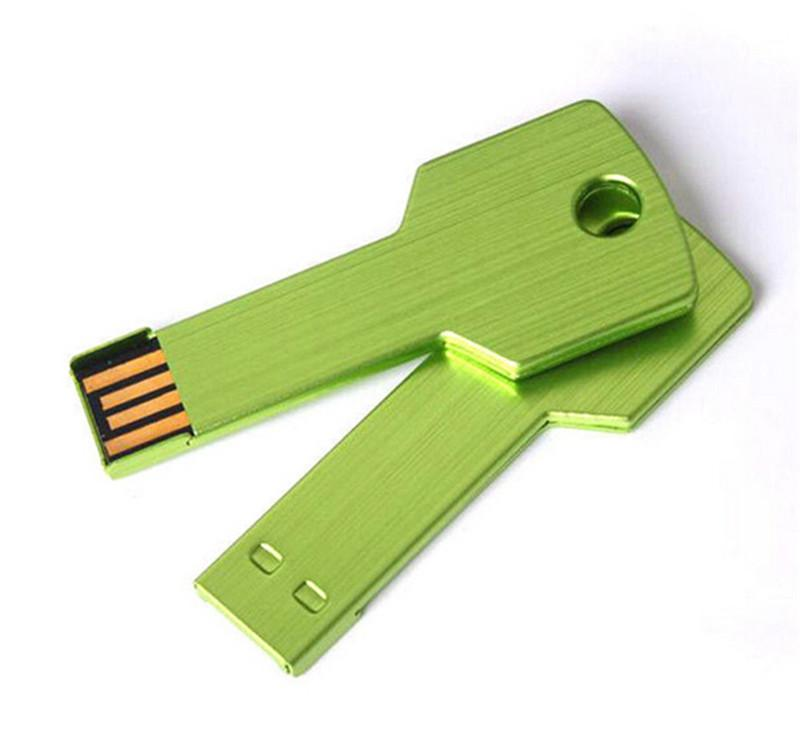 Key Style 256GB USB 2.0 flash drives Memory Sticks Pen Drives Disk pendrives retail package free dropshipping