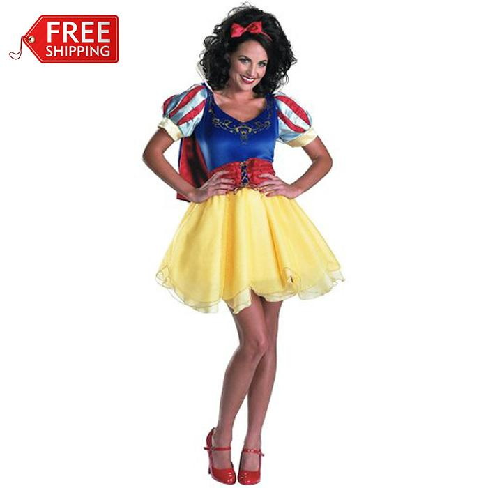 Sexy Halloween Costumes For Women Adult Princess Snow White Costume Women Fantasia Cosplay Party Fancy Dress Costume Group Halloween Costumes For 4 Group ...  sc 1 st  DHgate.com : cheap adult princess costume  - Germanpascual.Com