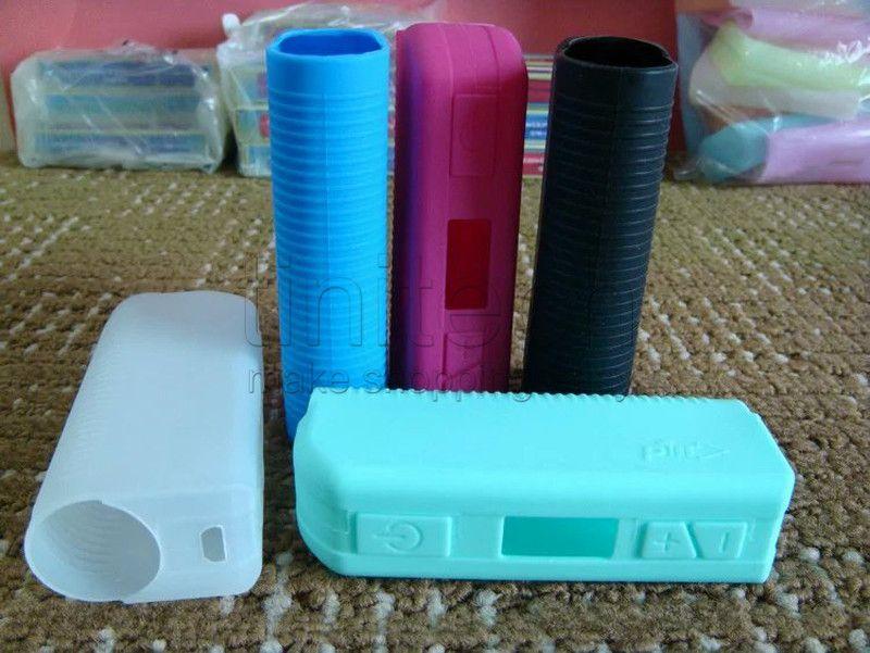 New! IPV mini sillicon case Fashion design multi colors silicone protective case for ipv mini box mod ipv2 mini VS istick 20w 30w 50w case