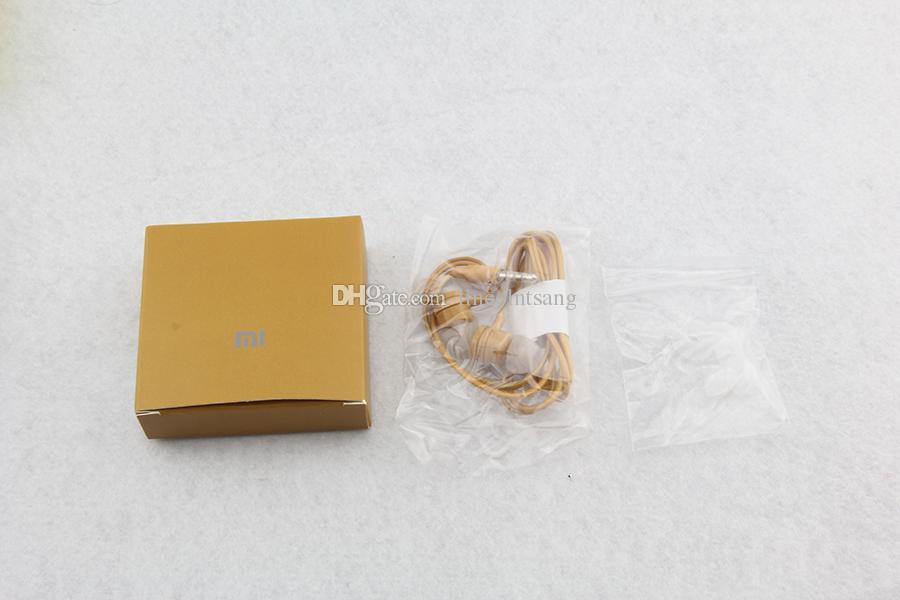 New Xiaomi Earphone Headphone Headset Piston Simple Version With Microphone For Xiaomi M2A M2S Mi2 Mi2s M3 Mi3