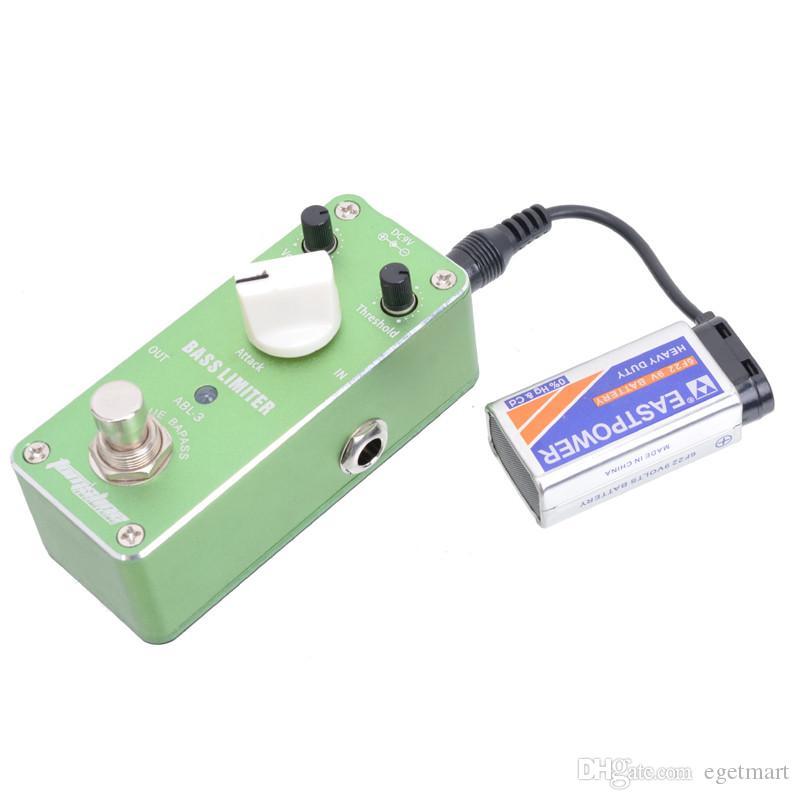 5pcs ENO EX PD-1 Accessori musicali Parti dello strumento Chitarra effetti a pedale Mini cavo di alimentazione MU0575