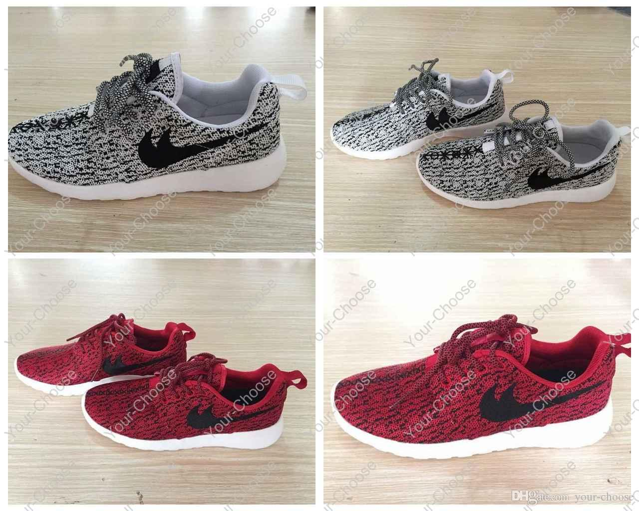 073e95b8b7387 coupon for nike roshe run x yeezy boost flyknit women running shoes gray  black 7mk7pny0 0e0cd 58e89  purchase beaezl nike free run red yeezys price  cheap ...