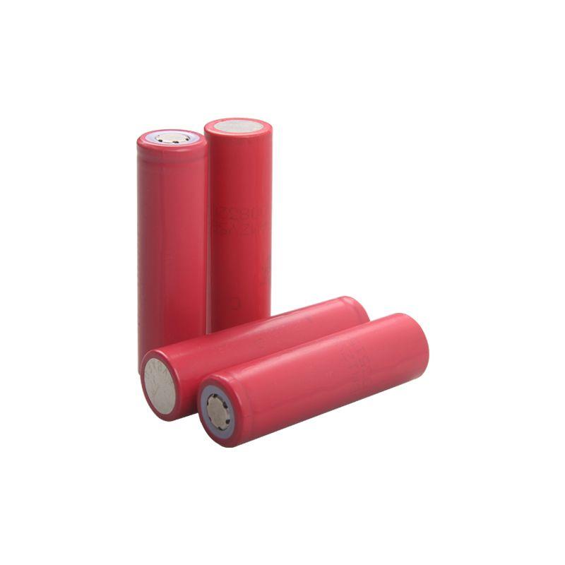 Meilleure batterie au lithium-ion 18650 rechargeable fabriquée au Japon UR18650ZY 3.7v 2600mAh 5A pour équipements médicaux / banque de puissance / e-book / ordinateur portable