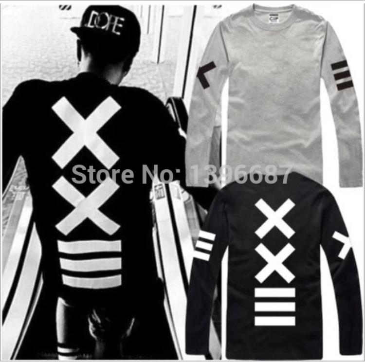 Tyga Cool Plus Size Hood By Air Hba T Shirt Tee Men Hip Hop ...