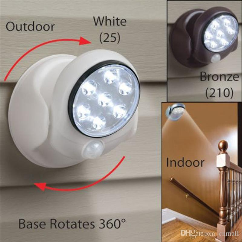 Led sensor light motion activated cordless sensor lights indoor led sensor light motion activated cordless sensor lights indoor outdoor garden wall patio shed led wall mozeypictures Images
