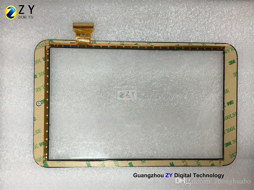 For kdgc081-0051-fpc-a1 Tablet Touch Screen Digitizer Sensor LCD Display Matrix USB PCB Battery Cover Parts