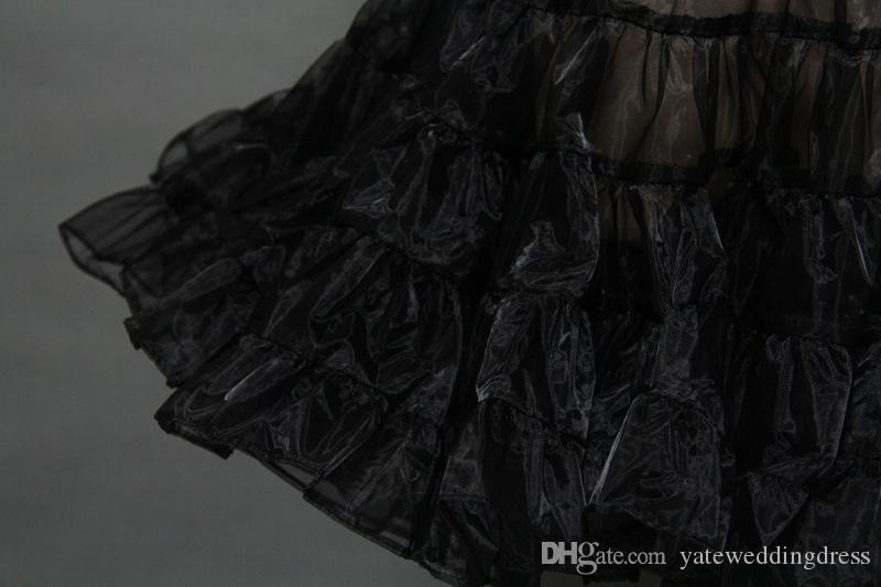 Kleurrijke paarse petticoats jaren 1950 stijl tule op maat gemaakte kleuren goedkoop in voorraad onderrok gratis verzending tule rokken petticoats voor Dres