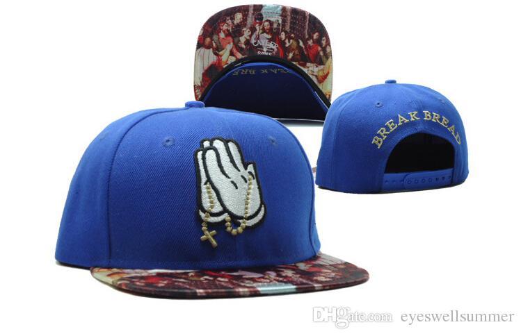 2016 New Hot Adjustable Hater Snapback cayler & sons Hats Baseball Caps Football Caps Adjustable basketball Capsl hip top cap