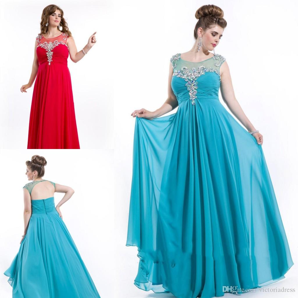 Amazing Long Gowns For Fat Ladies Component - Best Evening Gown ...