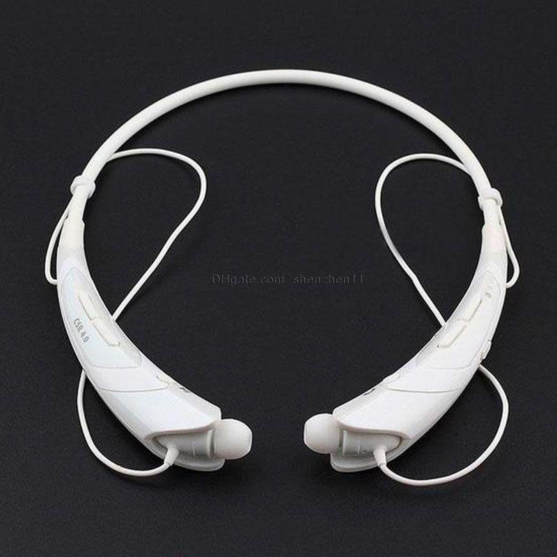 Wireless Bluetooth Sport Earphones Tone HBS760 Stereo Headphone Neckband Hands Free Headset For Samsung LG EAR005