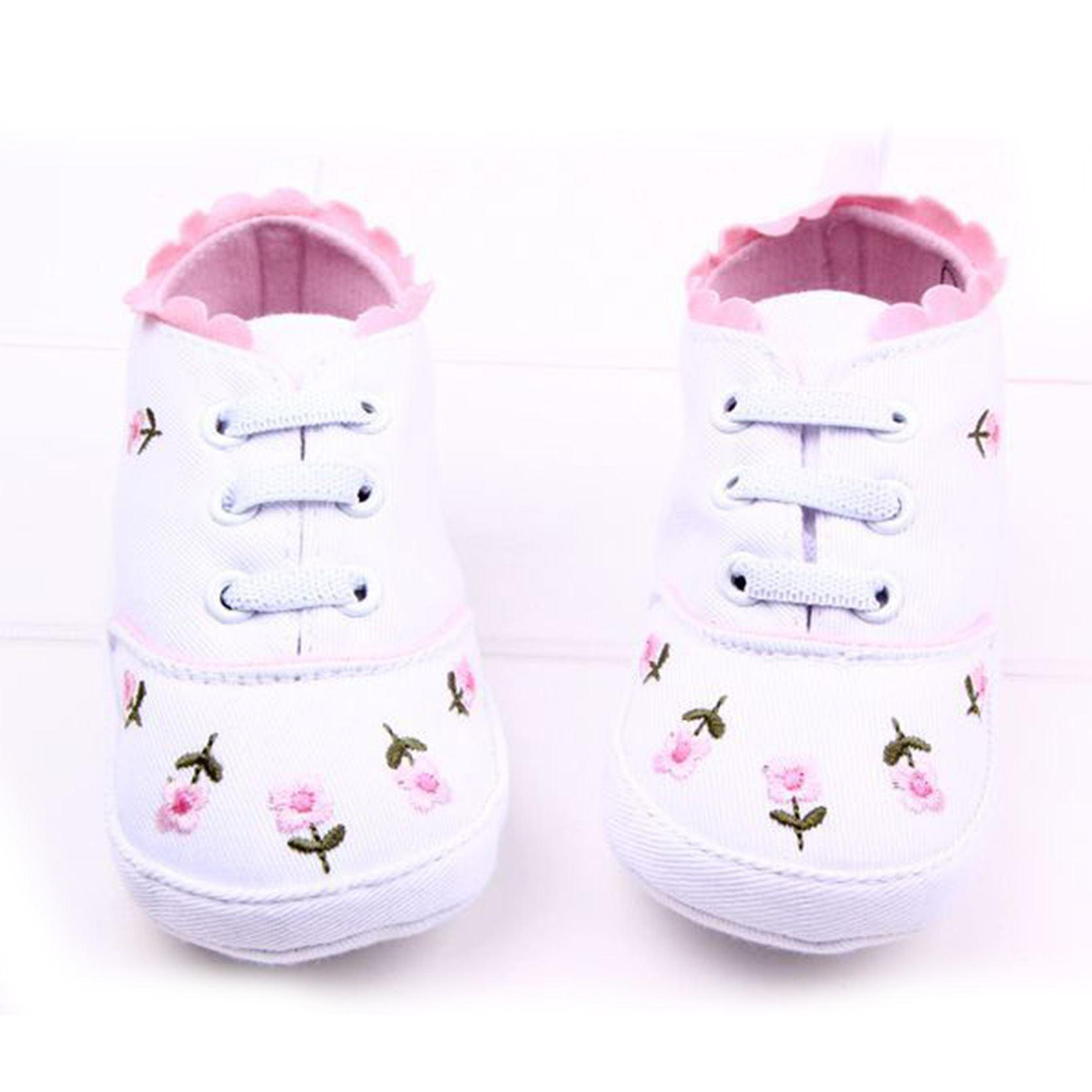 2018 2015 Elegant Baby Shoes Little Lace Embroidered Cotton Shoes