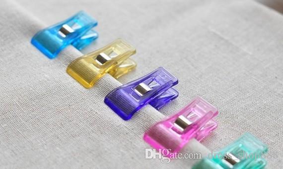 Magasins d'usine, dessin animé, clip en plastique, plastique, ressort, clip