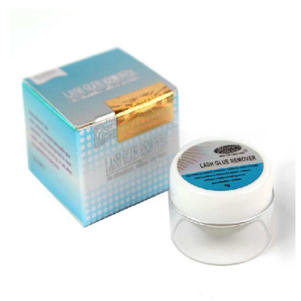 Professional Eyelash Glue Remover Makeup Solid Cream Eyelash Remover