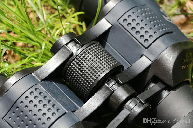 60x60 3000 M Ourdoor Télescope Imperméable Haute Définition de Puissance Binoculos Vision Nocturne Chasse Jumelles Monoculaire Télescopio le plus récent