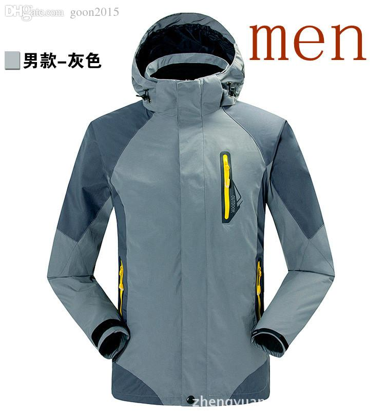 Best Wholesale Mens Name Brand Waterproof Jacket Outdoor Clothes ...