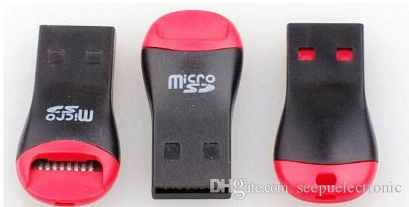TF Micro SD Card USB TF Card Reader USB 2.0 Micro SD T-Flash TF M2 Memory Card Reader High Speed Adapter for 4gb 8gb 16gb 32gb 64gb 128gb