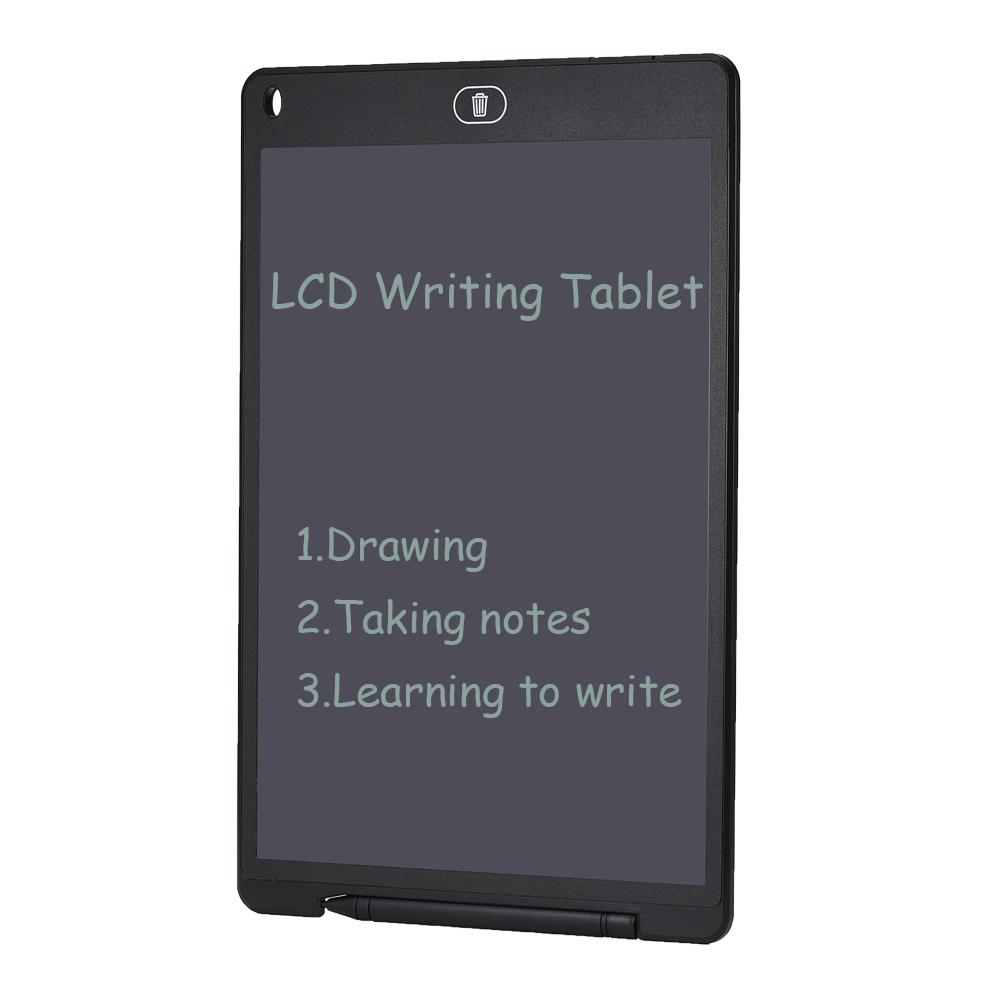 12 Inch LCD Writing Tablet Digital Drawing Tablet Handwriting Pads Portable Electronic Tablet Board ultra-thin Board with Retail Box