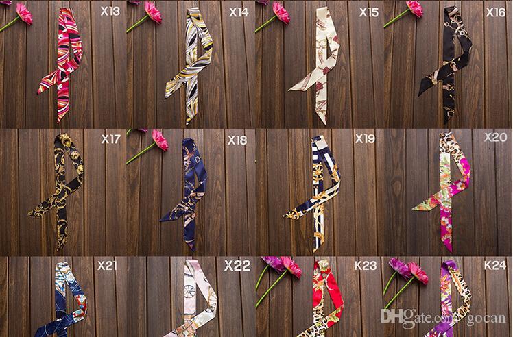 Al por mayor-Mujeres Damas / Marca de moda Mulberry H Cinturón Bolso Bufandas de seda Barato Satén de seda por mayor Envío gratuito