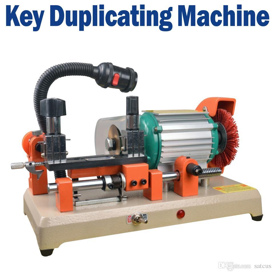110 V o 220 V Tasto Auto Duplicatrice Duplicatrice AOLLY Blocksmith Copia attrezzatura utensili con presa leggera Defu-2as