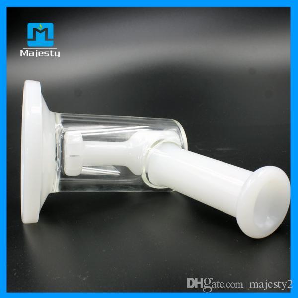 Новейший продукт водопроводных труб ресайклер стеклянных водопроводных BongJoint 2015 новое стекло ресайклер водопровод стекло нефтяных вышек стекла Бонг фильтрации воды