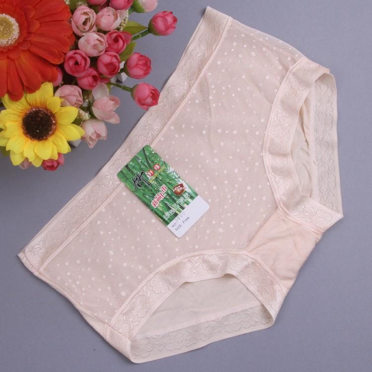 Yeni Kadın Bambu Iç Çamaşırı Ultrathin Külot Sıcak Yaz Bayanlar Sexy Lingerie Mix Stilleri PA007 Ücretsiz Kargo