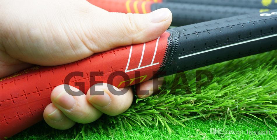 Golf Griffe 140CC Midsize Rubber Golf Putter Grip Tape Rot Golf Griff 2017 NEU Up Verkauf 140g ± 2