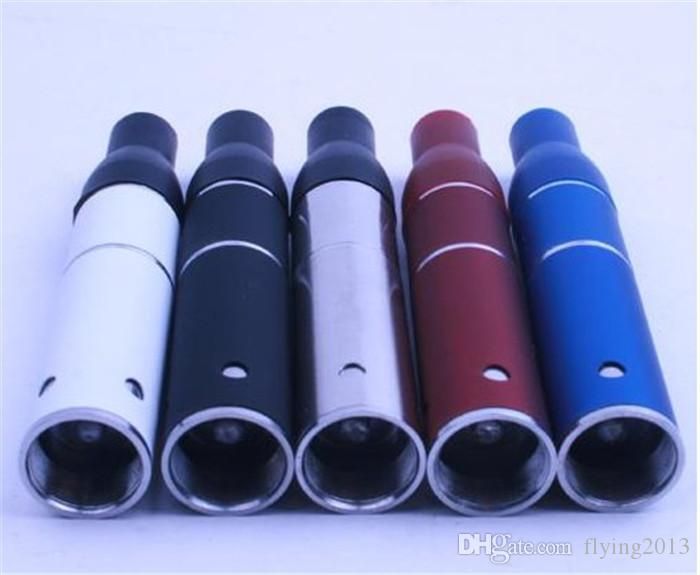 Más vendido AGO G5 Atomizador Hierba seca Vaporizador Humo Humo Vapor 510 Hilo para E Cigarrillo Precio al por mayor