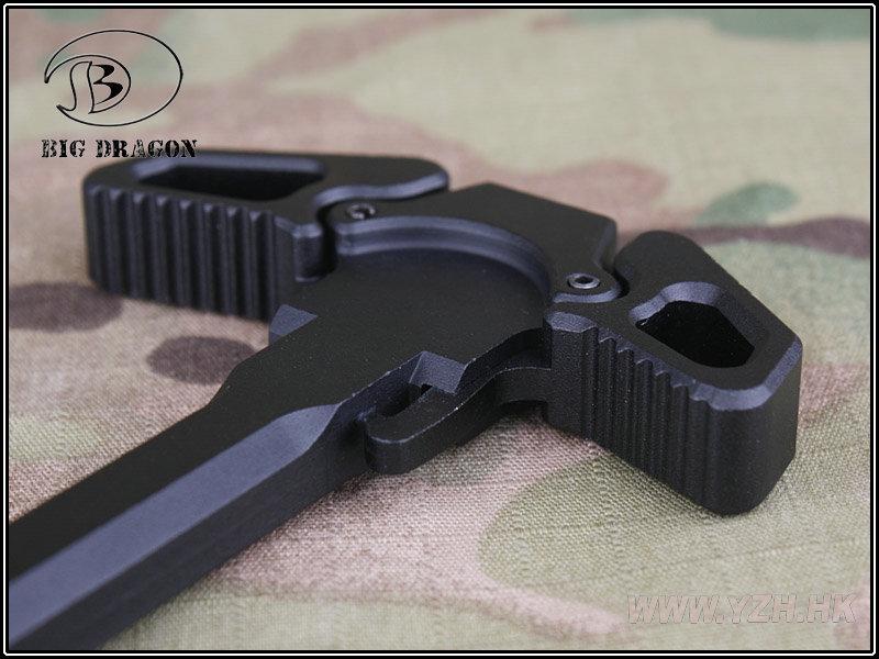 Металлическая рукоятка для взвода бабочки в стиле WA GP PTW M4 / M16 Airsoft GBB Black