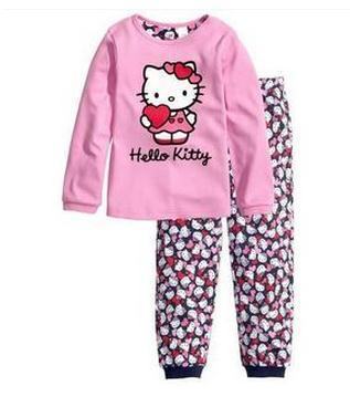 Footed Pajamas for Girls. Your